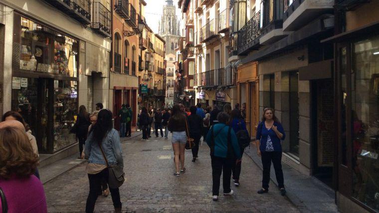 El salario medio de los castellano-manchegos en 2017 fue de 20.423 euros, inferior al que se pagaba en 2011