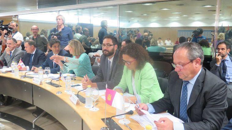 """El gobierno regional entierra la campaña """"Por una financiación más justa para Castilla-la Mancha"""""""