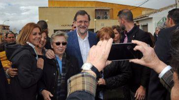 RAJOY Y COSPEDAL, CITA CON CERVANTES EN EL TOBOSO