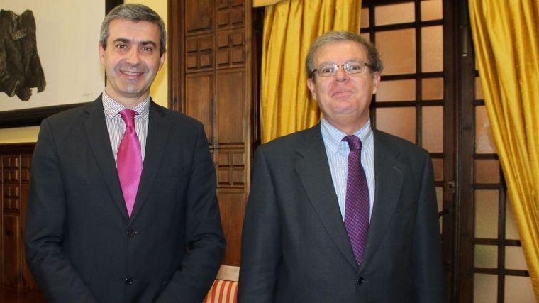La Diputación de Toledo y la UCLM ratifican su cooperación en materia docente y de investigación