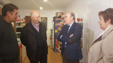 La Diputación de Guadalajara incrementa las ayudas destinadas al pequeño comercio de la provincia hasta los 200.000 euros