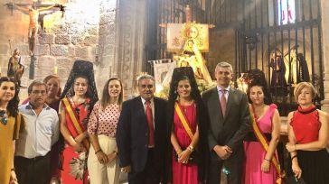 Álvaro Gutiérrez participa en las fiestas patronales de Almorox