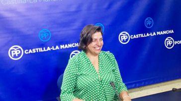 """Arnedo: """"Page es un hipócrita de la política, critica a Sánchez lo que él mismo está haciendo en Castilla-La Mancha"""""""