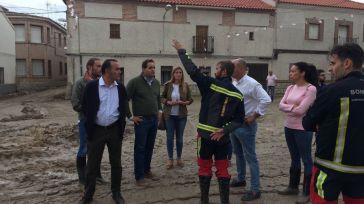 El PP pedirá explicaciones por la falta de coordinación en la gestión de la inundación de Cebolla