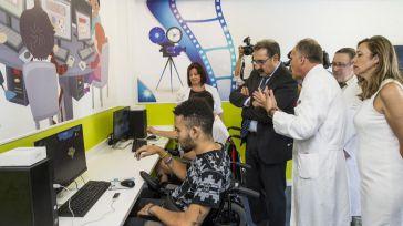 El Hospital Nacional de Parapléjicos pone en marcha un espacio cultural y de ocio virtual para los pacientes más jóvenes