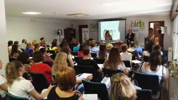 Bidafama organiza un nuevo taller en Ciudad Real y Alcázar de San Juan sobre las manchas de la piel