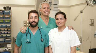 El Hospital de Guadalajara se hace con el premio al mejor caso clínico de residentes durante el Congreso de Cardiología celebrado en Albacete