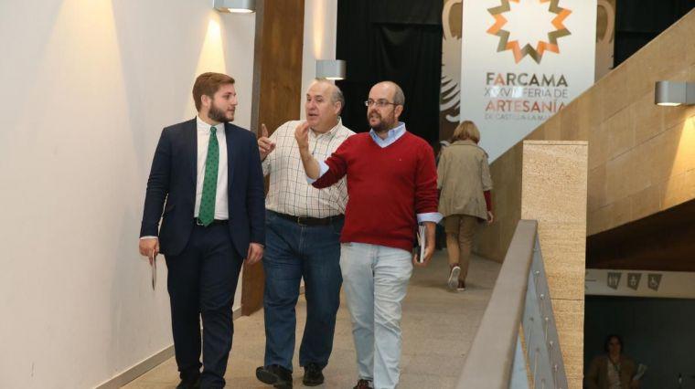 El Gobierno regional entregará mañana los cinco premios al Mérito Artesano de Castilla-La Mancha 2018