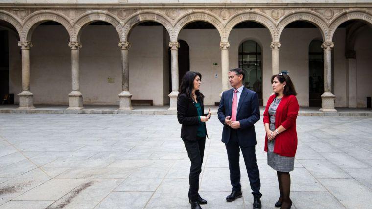 El Gobierno central y la UCLM buscan colaborar en materia de prevención de la violencia de género