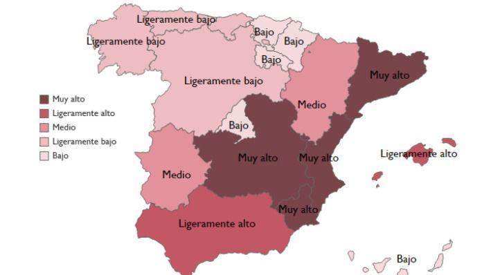 """Observatorio de deuda de la AIReF: """"El riesgo de sostenibilidad financiera de Castilla-La Mancha es muy alto"""""""