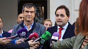 """Paco Núñez: """"El Partido Popular va a trabajar desde la cercanía, con los alcaldes y desde las Diputaciones en la lucha contra la despoblación"""""""