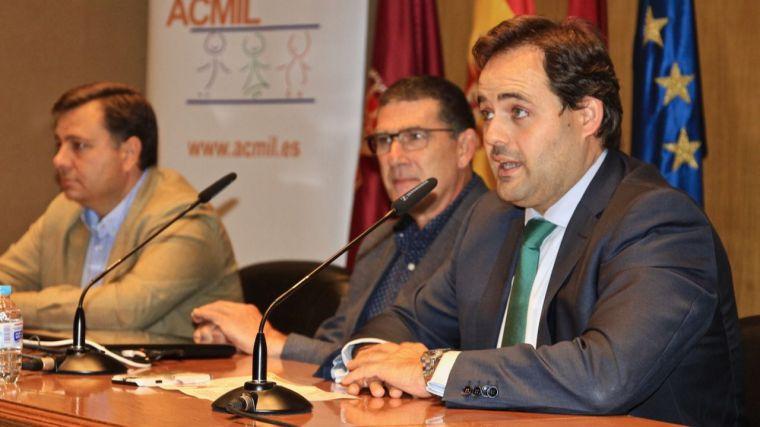 Paco Núñez asegura que el PP de Castilla-La Mancha trabajará para que los colectivos socio sanitarios sean protagonistas en nuestra tierra