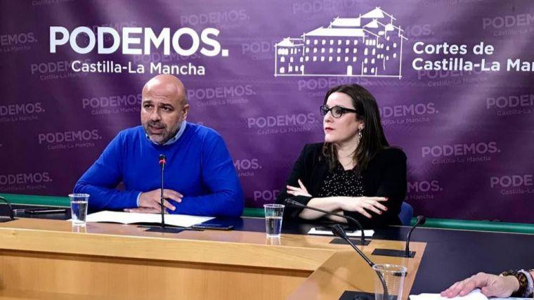 """Podemos CLM quiere declarar """"persona non grata"""" a María Dolores de Cospedal en Castilla-La Mancha"""