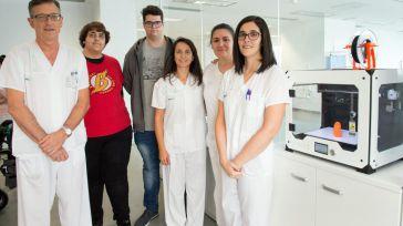 El Hospital Nacional de Parapléjicos se suma a la tecnología de impresión en 3D al servicio de los pacientes