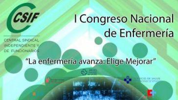 Ciudad Real acogerá el 31 de enero el I Congreso Nacional de Enfermería