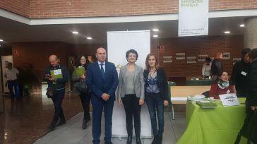 Latre resalta el trabajo de la Federación de Pisos Asistidos con la Asociación Vasija al frente de Guadalajara