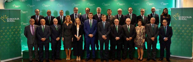 Profunda transformación en la dirección ejecutiva de Eurocaja Rural