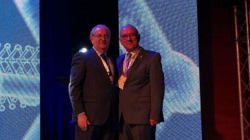 El Colegio de Médicos de Toledo felicita a los tres médicos condecorados por la OMC en la VI Convención de la Profesión Médica