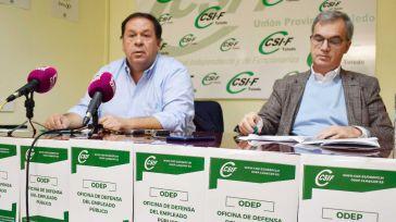 CSIF presenta la Oficina de Defensa del Empleado Público
