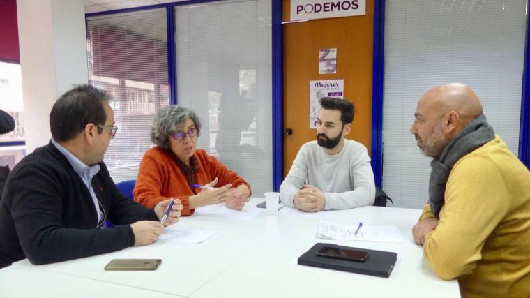Sostenibilidad económica y ambiental, feminismo y municipalismo, los tres ejes de la confluencia de Podemos