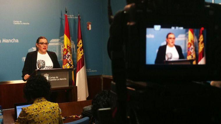 Podemos-CLM propone una comisión de investigación sobre Cospedal en las Cortes regionales