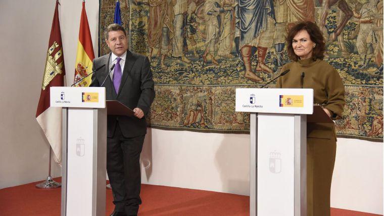 El periodo electoral, cada vez más próximo, alimenta el nerviosismo político en CLM
