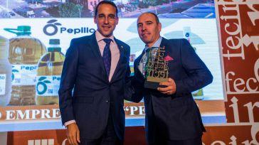 Globalcaja muestra su apoyo al sector empresarial en los Premios FECIR 2018