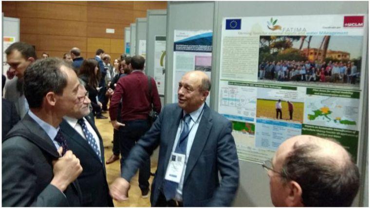 El proyecto FATIMA de la UCLM capta la atención del Ministro de Ciencia