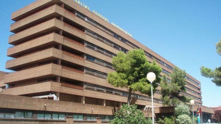 Complejo Hospitalario Universitario de Albacete.