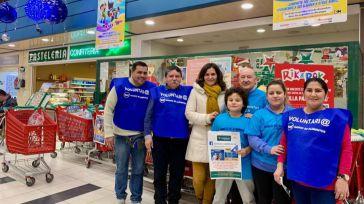 La Fundación Globalcaja Cuenca colabora un año más en la Gran Recogida del Banco de Alimentos