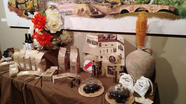 Éxito de la Jornada Gastronómica de la Diputación de Guadalajara en el castillo de Torija