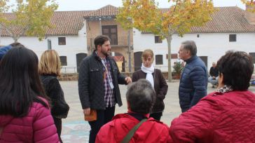 Cañizares (PP) asegura que Page no ha hecho nada para combatir el problema de la despoblación en Castilla-La Mancha
