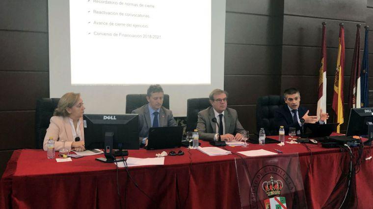 La universidad regional aprueba un presupuesto de 229 millones de euros para 2019