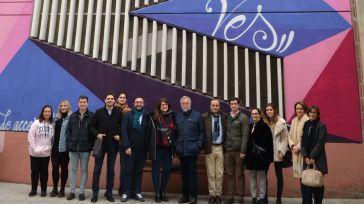 Santiago Serrano participa en la jornada de NNGG de Castilla-La Mancha sobre violencia de género