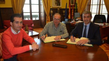 La Diputación financia un proyecto para mejorar la competitividad de la cerámica de Puente y Talavera