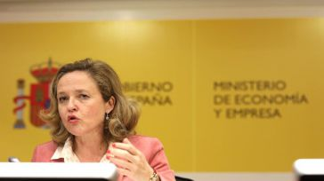 Nadia Calviño, ministra de Economía y Empresa.