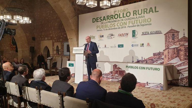 """Latre: """"Hay que apostar por las personas que vivimos en el medio rural porque aseguramos el territorio"""""""