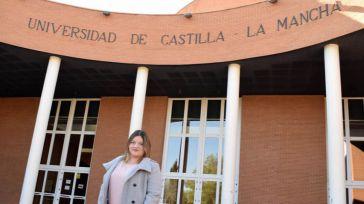 Bianca Raluca Irimes, nueva delegada de Campus en Albacete.