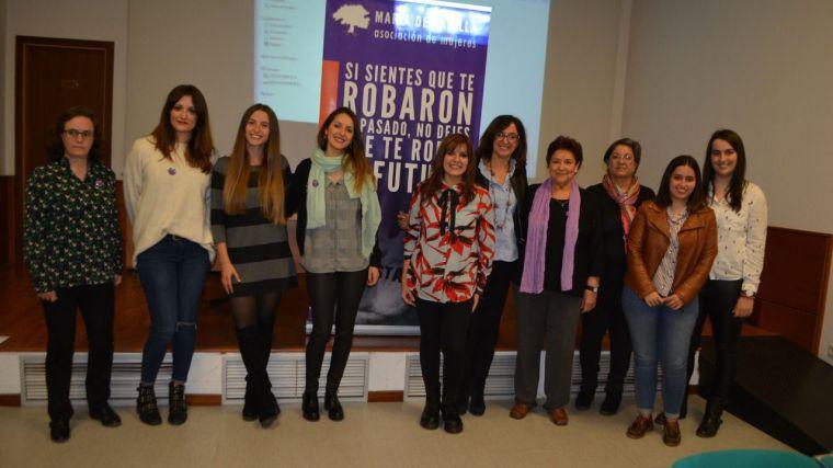 """La Diputación de Toledo comparte con la Asociación de Mujeres """"María de Padilla"""" la luchja por la igualdad y contra la violencia de género"""