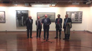 La Diputación de Guadalajara inaugura las exposiciones con los trabajos de los Premios Provincia de Dibujo y Fotografía