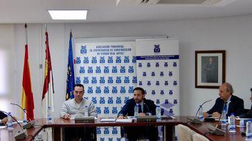 La Asociación de Construcción de Ciudad Real planifica sus actividades y traslada sus propuestas a las administraciones