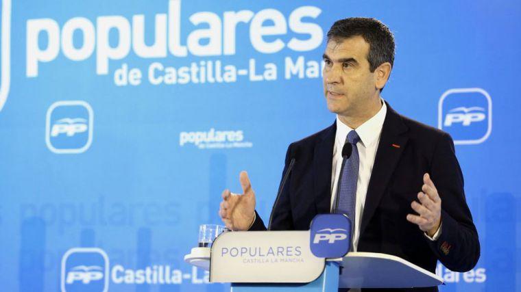 Núñez respalda la candidatura de Antonio Román a la alcaldía de Guadalajara