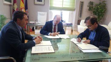 La Diputación de Guadalajara aporta 18.000 euros a la Fundación NIPACE para el desarrollo de un programa de ayuda a los niños con parálisis cerebral
