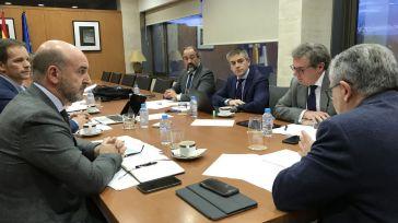 Gobierno regional y universidad constituyen la Comisión de Seguimiento del convenio firmado por ambas partes