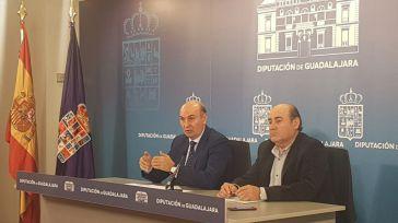 Ya se pueden solicitar las ayudas del Plan de Inversiones de la Diputación de Guadalajara, que destina 6 millones de euros para los pueblos