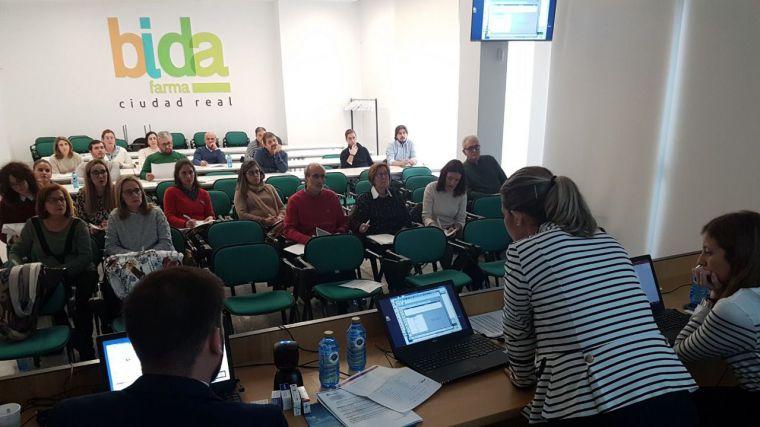 Toledo y Ciudad Real acogen un taller de Bidafarma sobre Unycop Win