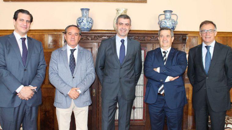 La Diputación de Toledo y FEDETO apoyan a los emprendedores y al sector exportador de la provincia