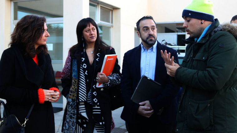 Cs CLM y representantes del CEIS de Guadalajara coinciden en la necesidad de poner en marcha una Ley del Fuego en la región