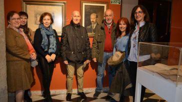 La Diputación de Toledo ofrece visitas guiadas gratuitas a la exposición de Pedro Román en San Clemente