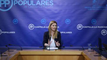 Agudo: 'Page representa los incumplimientos y el pasado, el PP es el presente y el futuro con medidas serias para mejorar la vida de los castellano-manchegos'